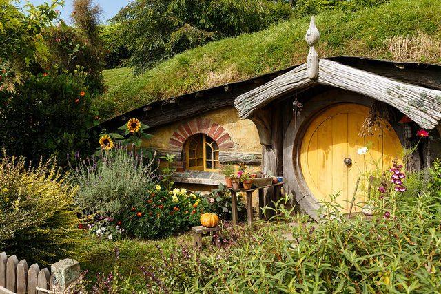 Hobbiton, Matamata, Nuova Zelanda – Foto di Florian Bugiel