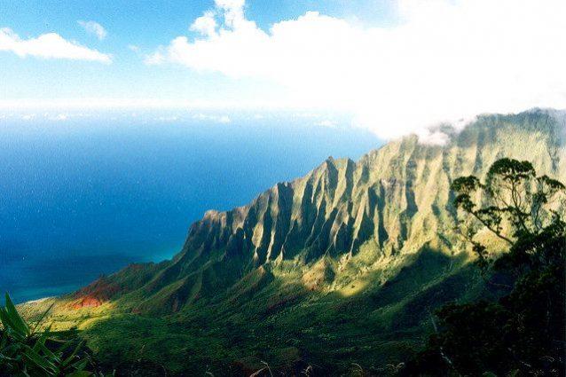 Kauai, Hawaii, set naturale di Jurassic Park – Foto di Jeff Kubina