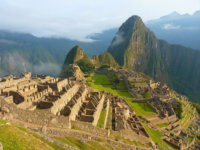 Machu Picchu – Foto Pixabay