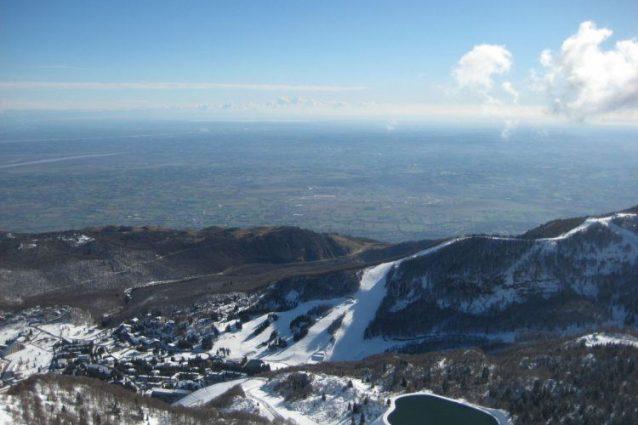 Piancavallo, vista da Monte Tremo. Foto di Albidella