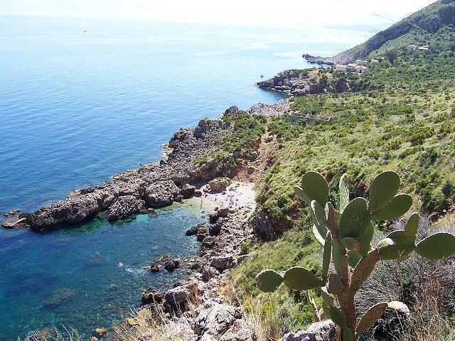La riserva dello Zingaro. Foto di Iloveagrigento