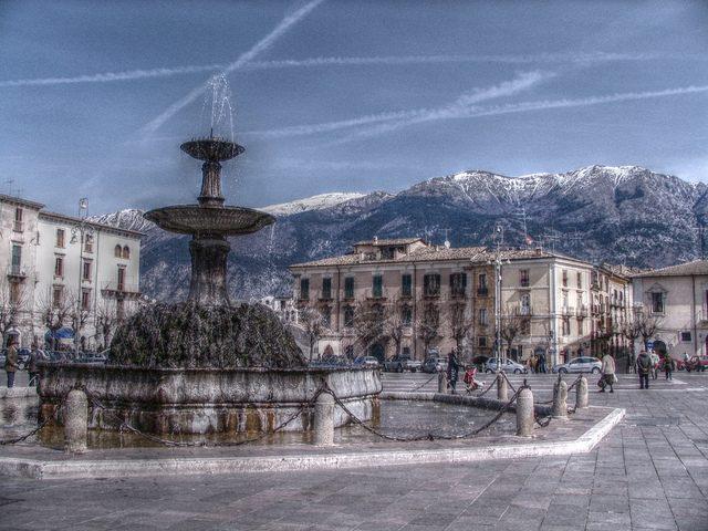 Sulmona. Foto di MisterioP