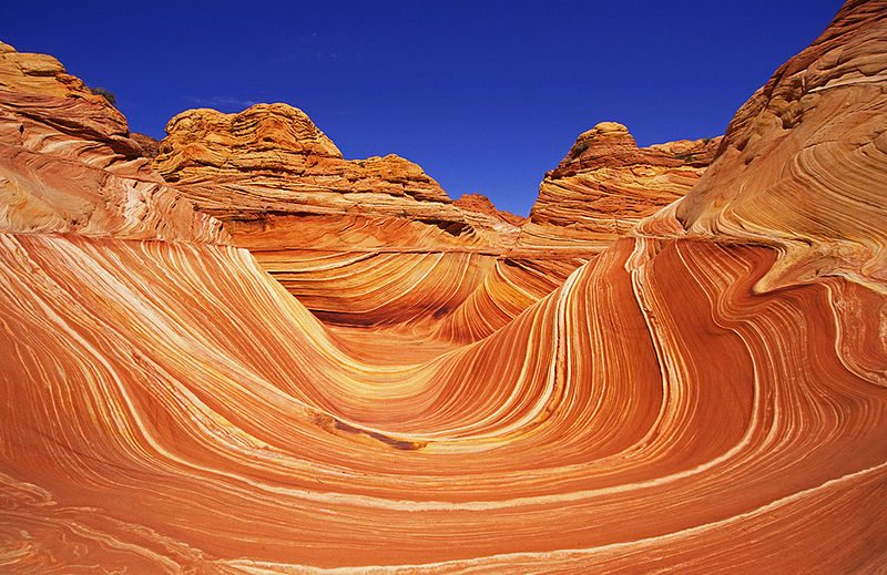 Vermillion Cliffs. Foto da Wikipedia