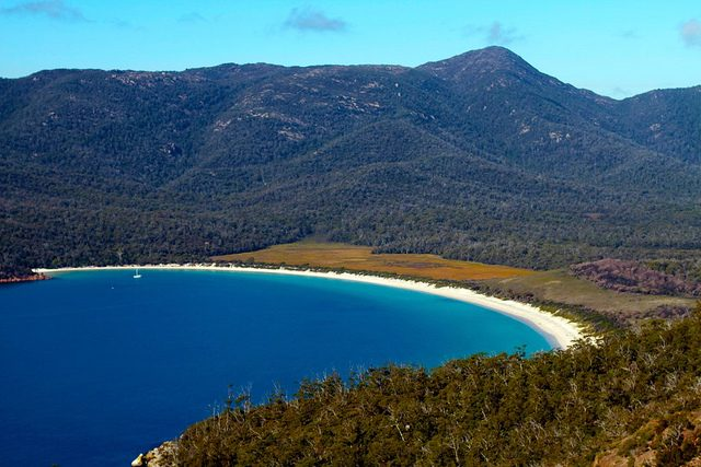 Wineglass Bay – Foto di Rob Taylor