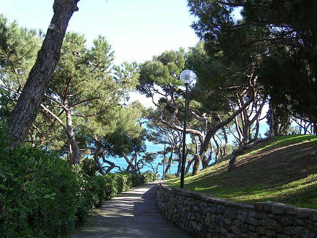 Bordighera – Foto Wikimedia Commons