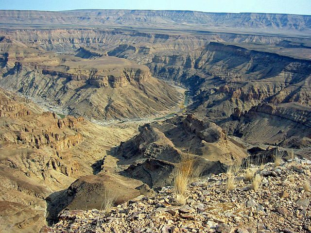 Fish River Canyon – Foto Wikimedia Commons