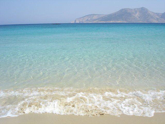 Spiaggia a Koufonissi – Foto Wikimedia Commons