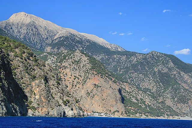 Gole di Samarià – Foto Wikimedia Commons