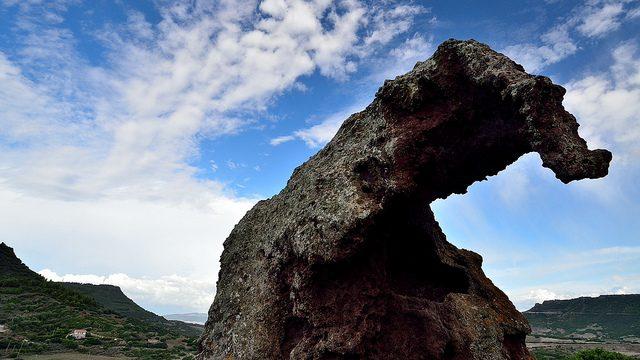 Roccia dell'elefante. Foto di Manuel Bierbauer