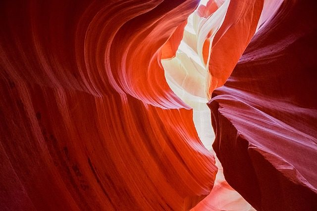 Antelope Canyon – Foto Pixabay