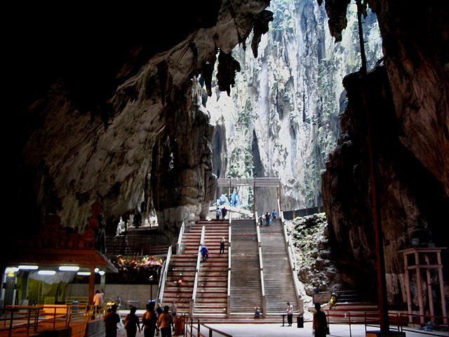 Batu Caves – Foto Wikimedia Commons