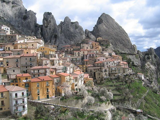 Castelmezzano – Foto Wikimedia Commons