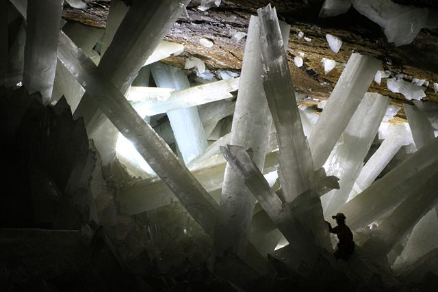 Grotta dei Cristalli – Foto Wikipedia