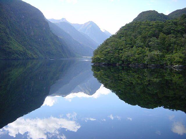 Doubtful Sound – Foto Wikimedia Commons