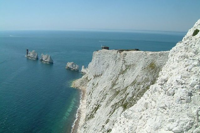 Isola di Wight, The Needles – Foto Wikimedia Commons