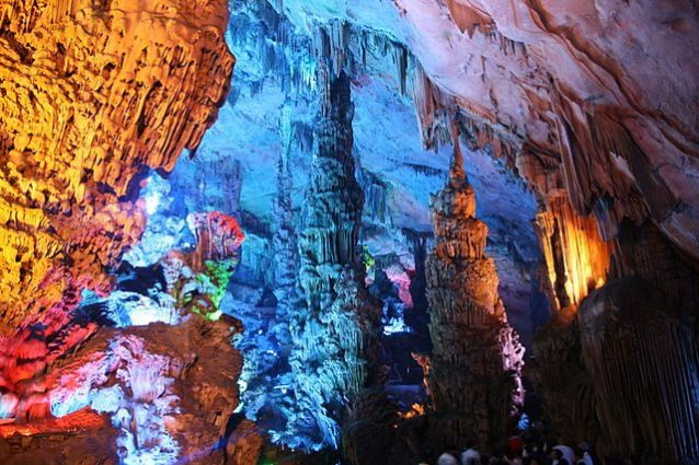 Grotta del Flauto di Canne – Foto Wikimedia Commons