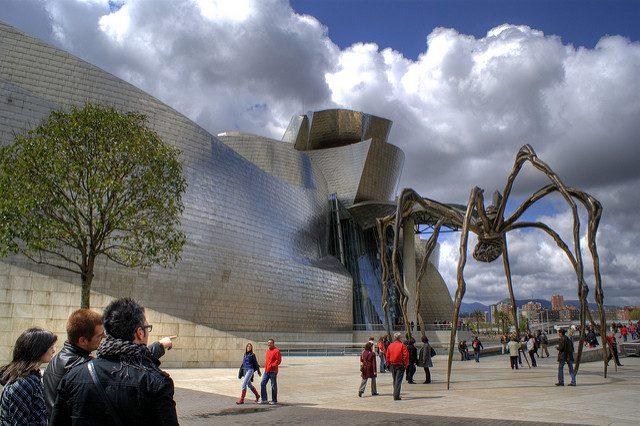 Guggenheim. Foto di Vincent Villamon