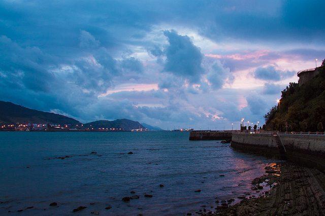 Porto di Getxo. Foto da Flickr