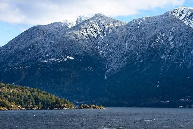 Howe Sound – Foto di Ken McMillan