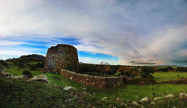 Nuraghe. Foto di M4rvin