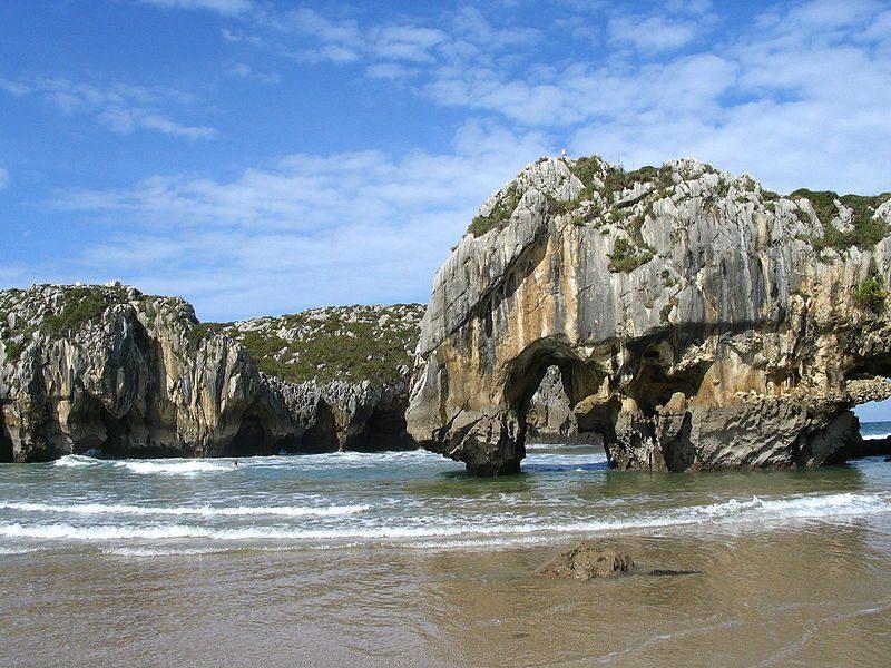 Playa Cuevas del Mar. Foto di Marcus Braun