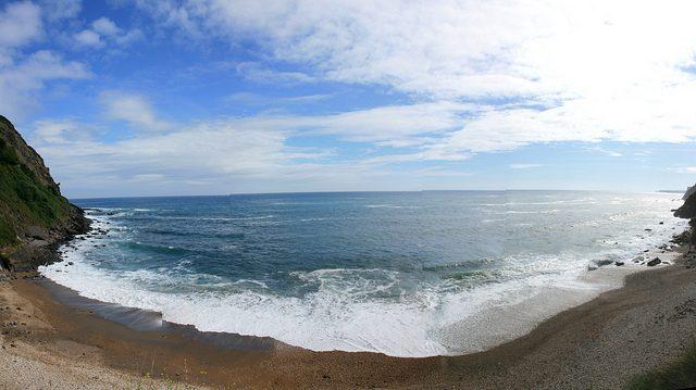 Playa de la Atalaya. Foto di Gulliermo Morales