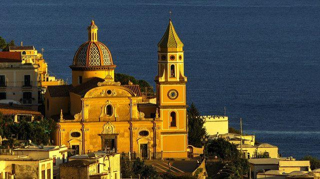 Praiano. Foto di Mariano Mantel