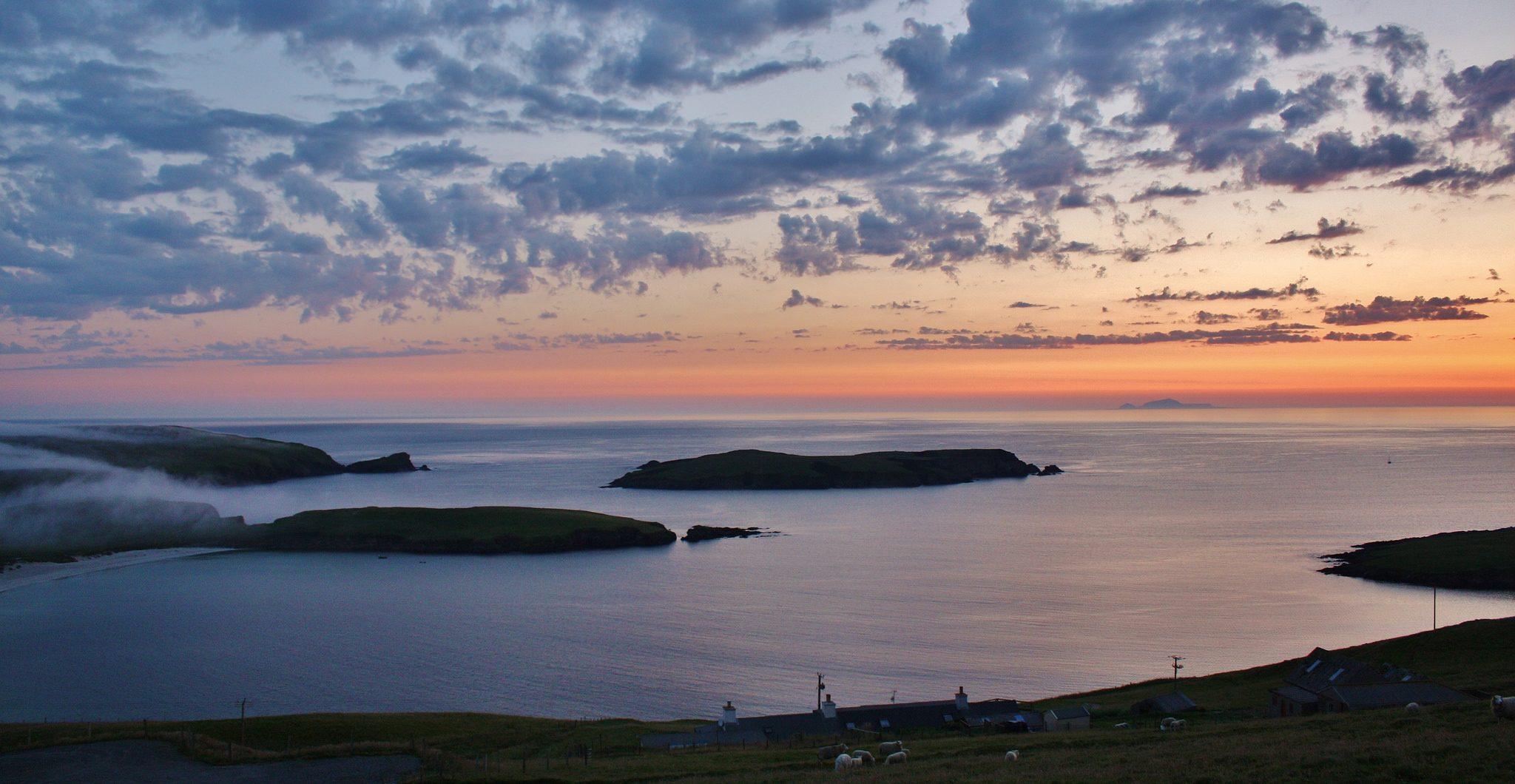 Shetland. Foto di Ronnie Robertson