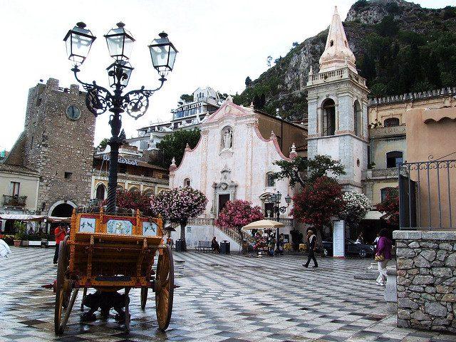 Taormina. Foto di gnuckx