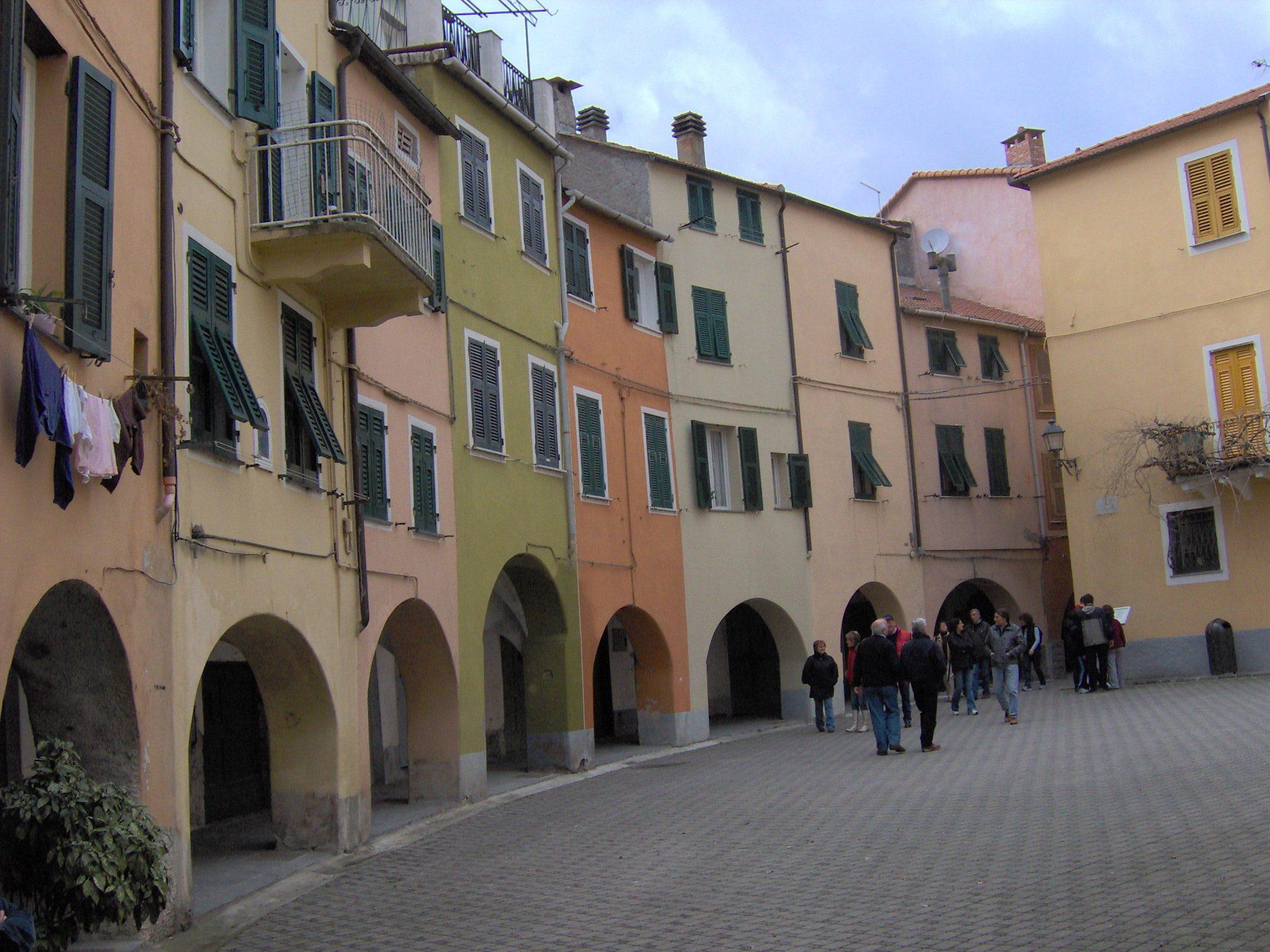 Borgo Rotondo. Foto da William Domenichini