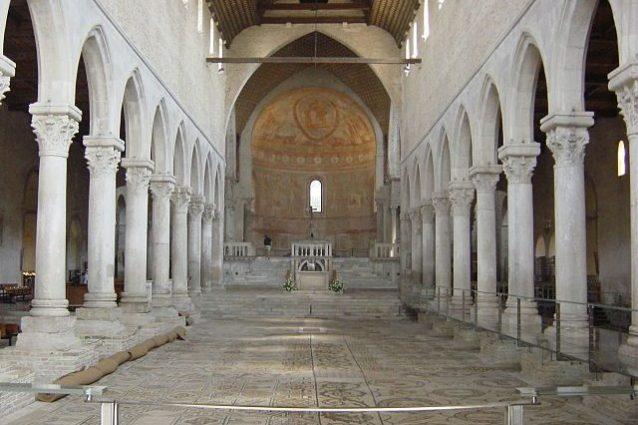 Basilica di Aquileia – Foto Wikipedia