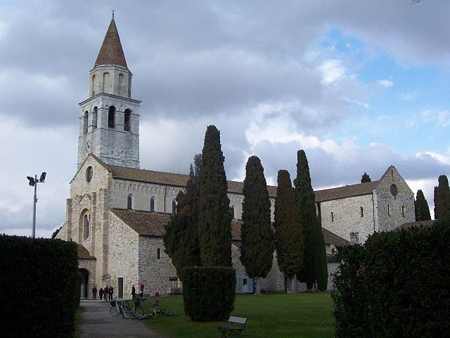 Basilica di Aquileia – Foto Wikimedia Commons