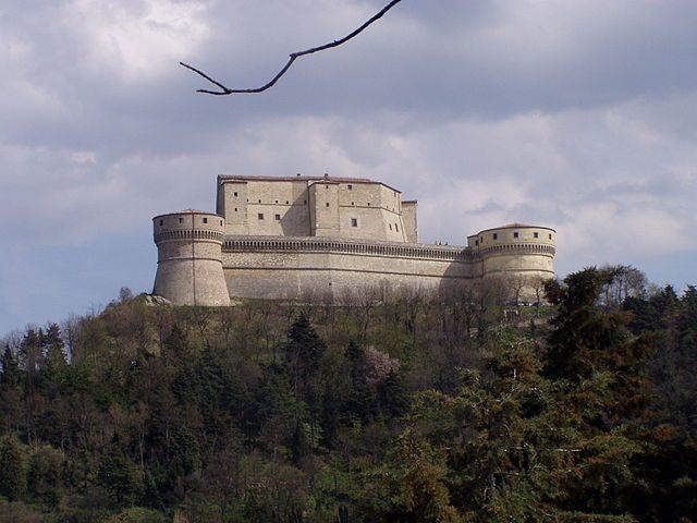 Rocca di San Leo – Foto Wikipedia
