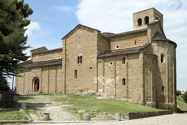 Duomo di San Leo – Foto Wikimedia Commons