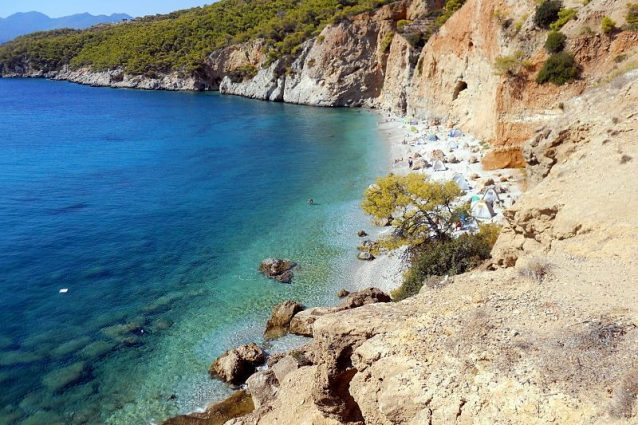 Isola di Agistri. Foto di Lichinga