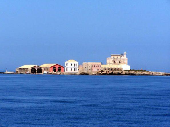 Isola di Formica, Egadi
