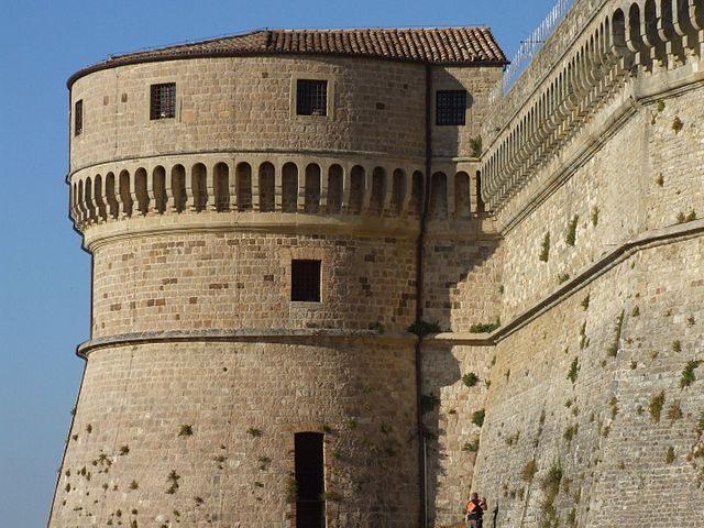 Fortezza di San Leo – Foto Wikimedia Commons