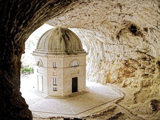 Tempio del Valadier – Foto Wikipedia