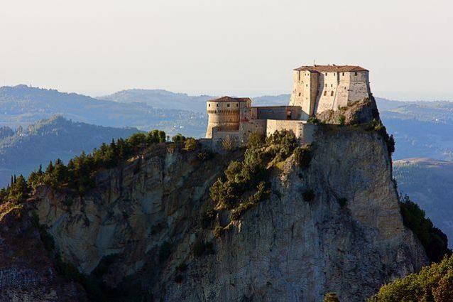 Rocca di San Leo – Foto Wikimedia Commons
