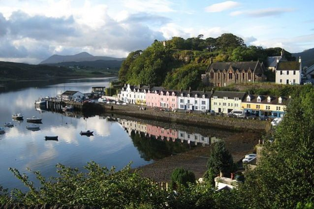 Portree – Foto Wikipedia
