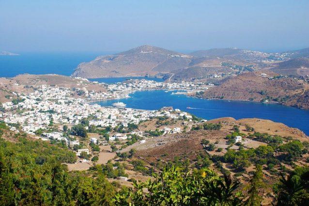 Patmos. Foto da pixabay