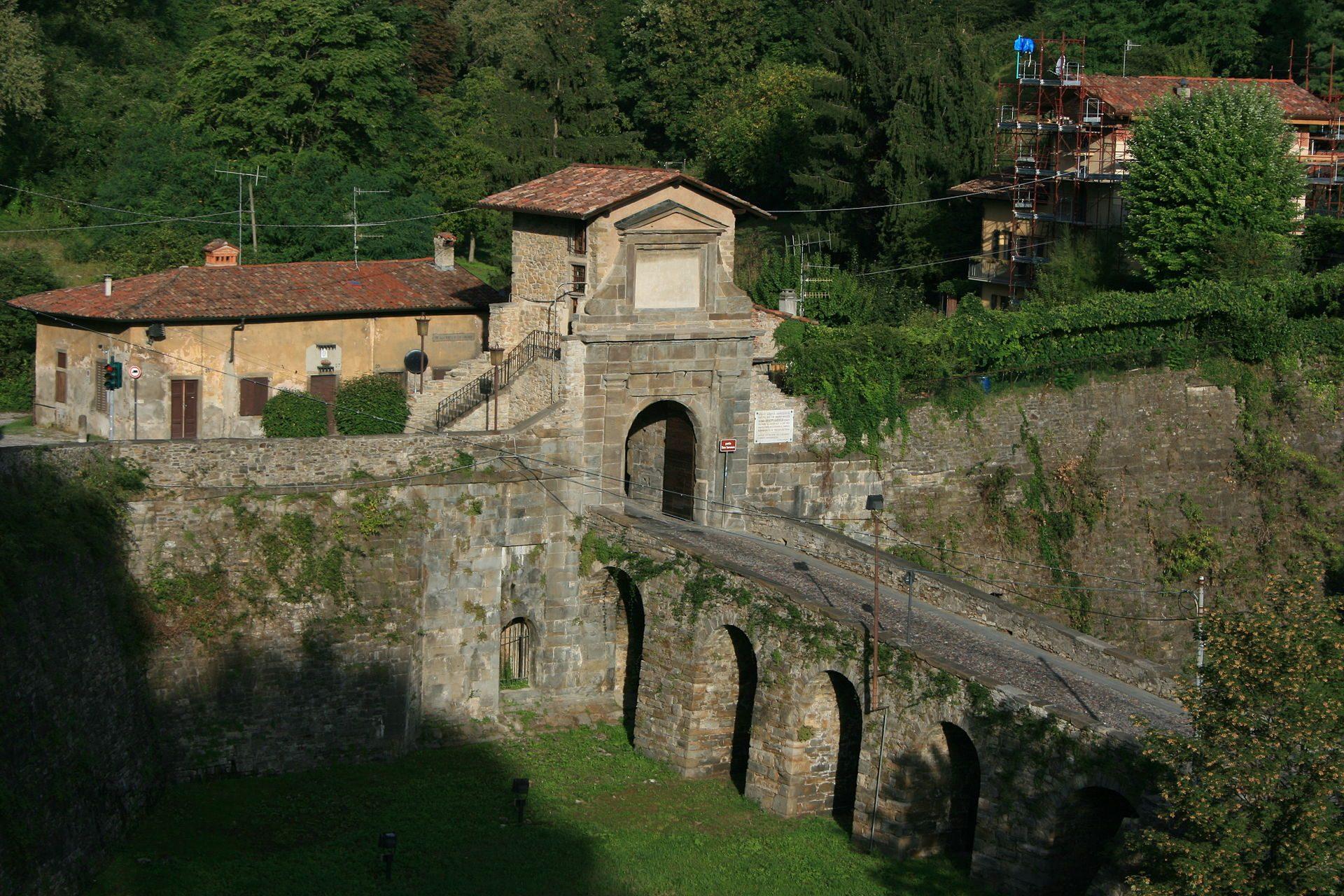 Le mura veneziane storia del sito diventato patrimonio - Treno milano porta garibaldi bergamo ...
