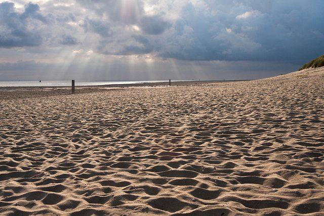 Vlieland. Foto di gwendolen