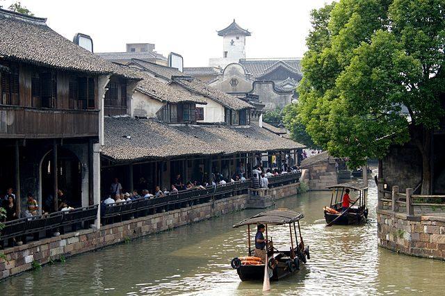 Wuzhen – Foto Wikimedia Commons