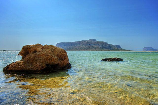 Baia di Balos – Foto Wikimedia Commons