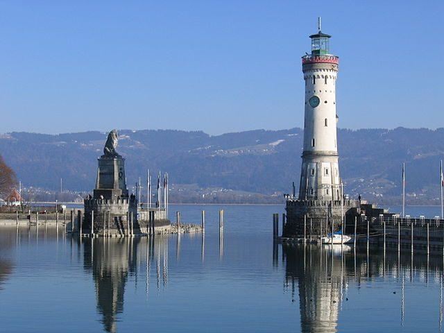 Lago di Costanza, Lindau – Foto Wikimedia Commons