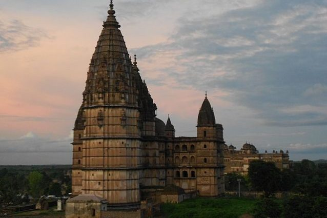 Chaturbhuj Temple, Orchha – Foto Wikimedia Commons