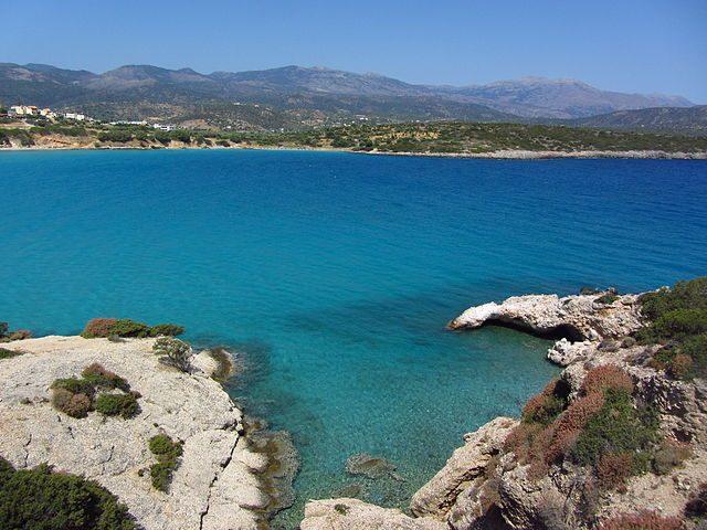 Spiaggia di Voulisma, Istro – Foto Wikimedia Commons