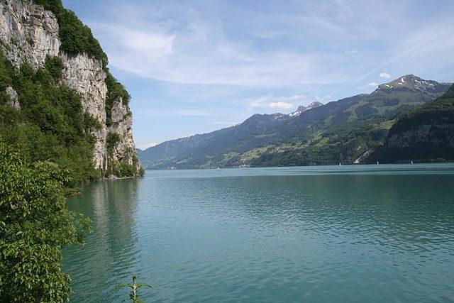 Lago di Walen – Foto Wikimedia Commons