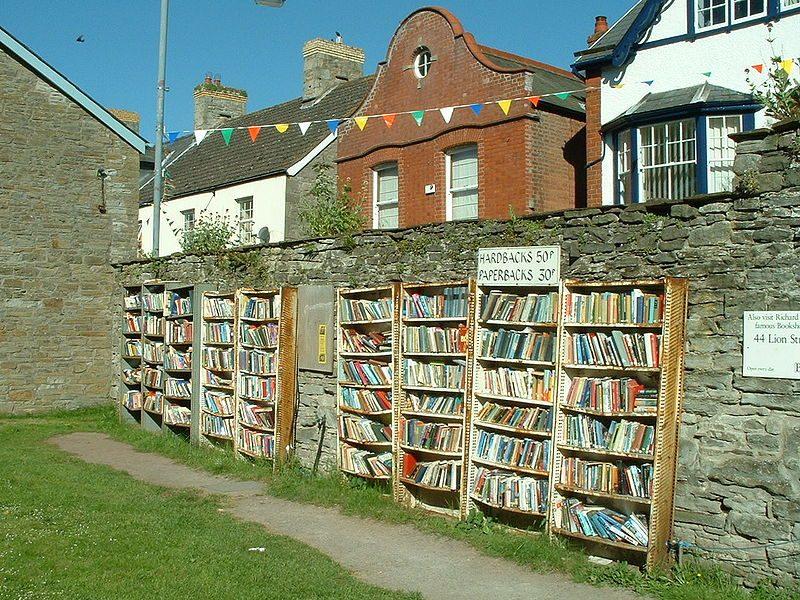 La città dei libri. Foto da Wikipedia